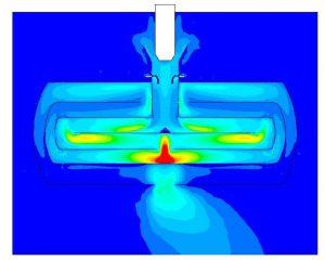 Strömungssimulation FlocPhos
